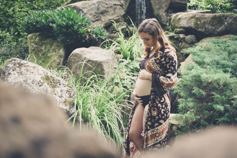 Titelfoto Babybauchshooting