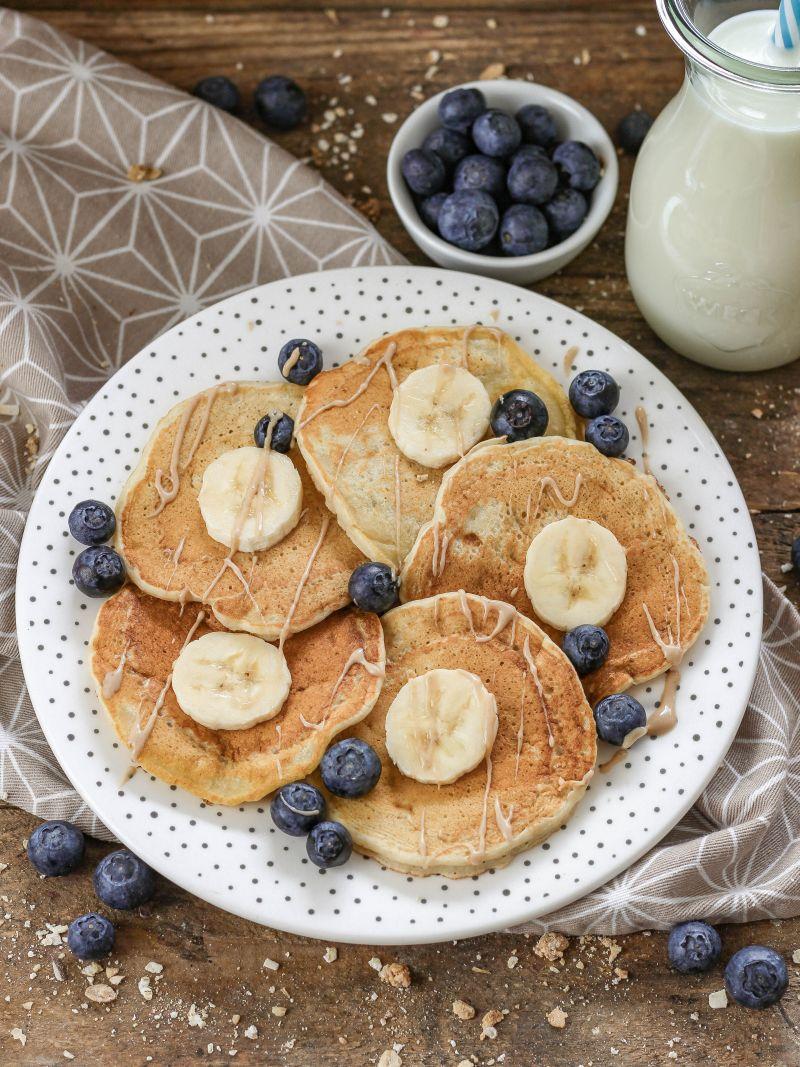 Baby Bananen-Pancakes2