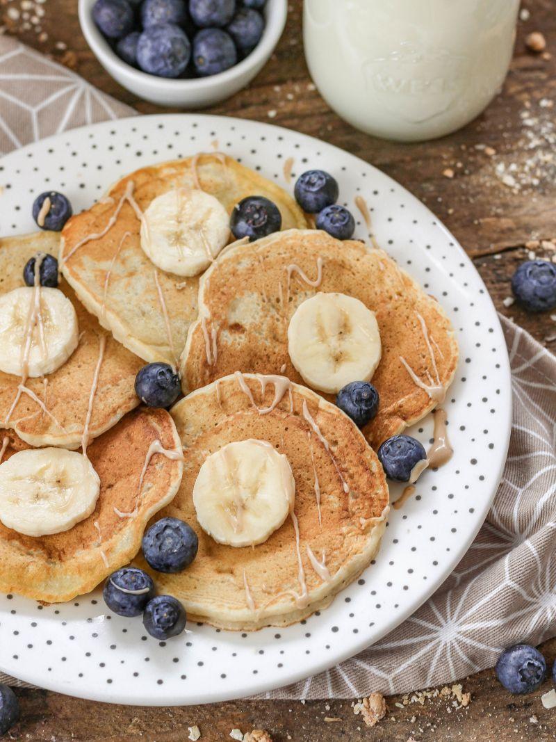 Baby Bananen-Pancakes3