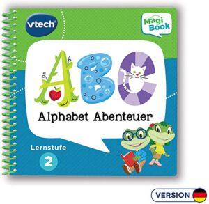 Alphabet Abenteuer MagiBook 3D Vtech