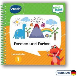 Formen und Farben MagiBook 3D Vtech