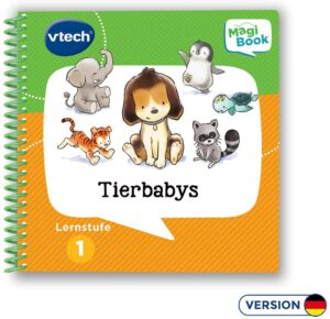 Tierbabys MagiBook 3D Vtech
