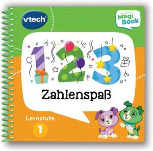 Zahlenspaß Vtech MagiBook 3D