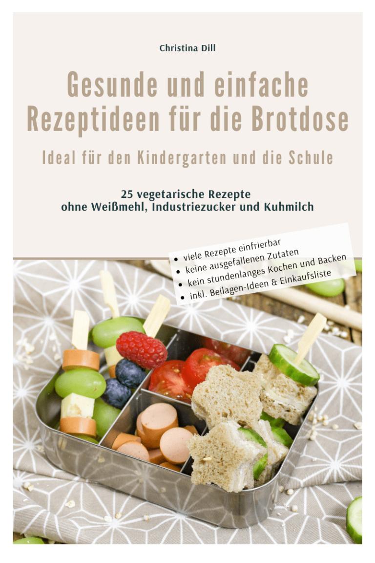 Gesunde und einfache Rezeptideen für die Brotdose