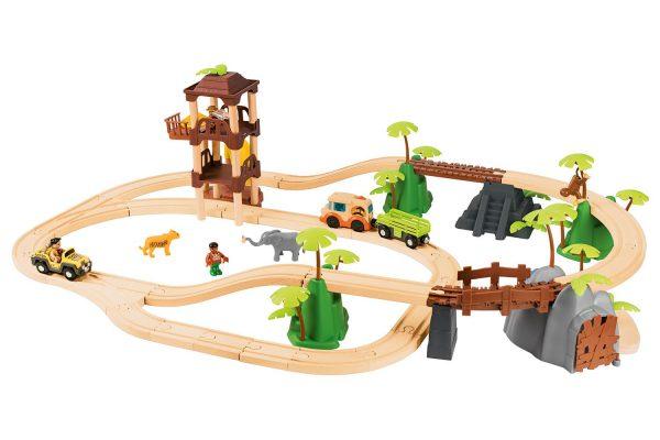 Holz Eisenbahn Lidl