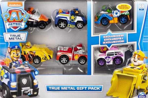 Paw Patrol Metall Autos